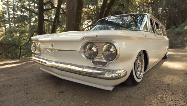 Driverzines 1961 Chevy Corvair Lakewood