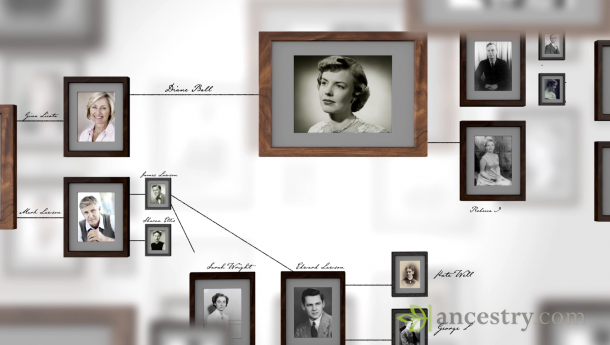 Ancestry Find Your History
