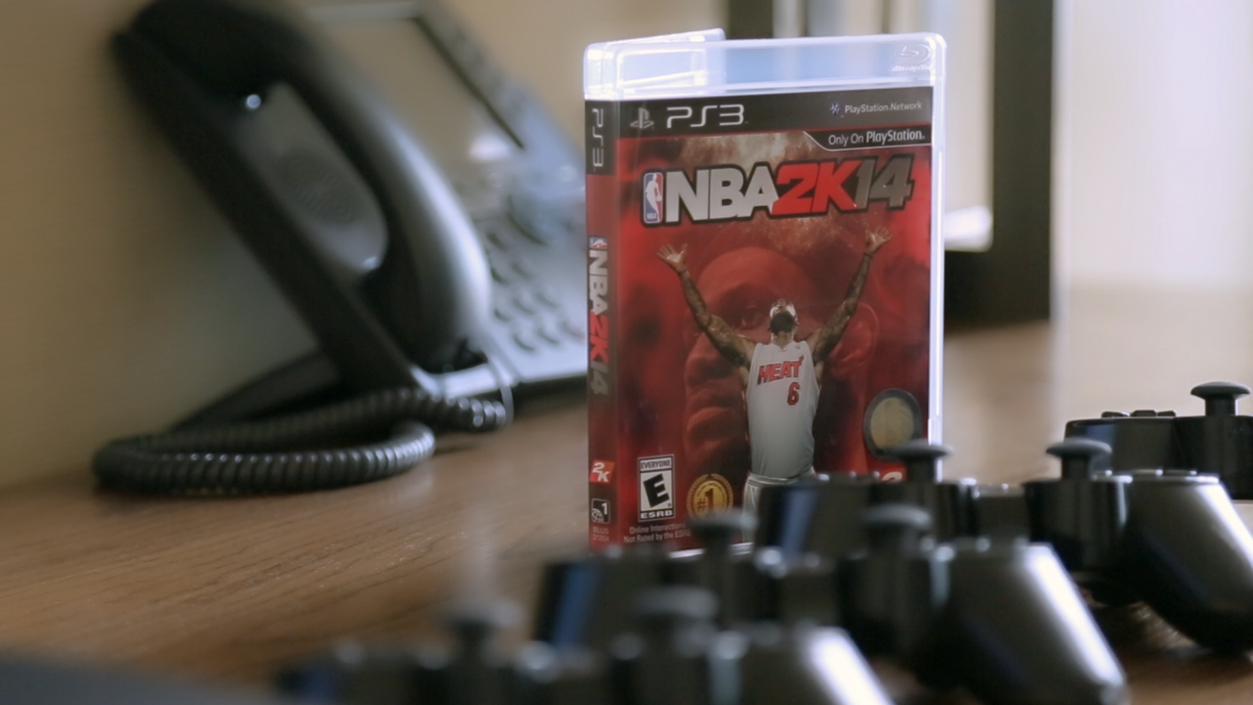 NBA 2K14 Kevin Durant's First Look